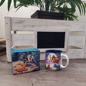 Disney's The Lion Kig Mug